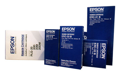 epson ribbon cassettes